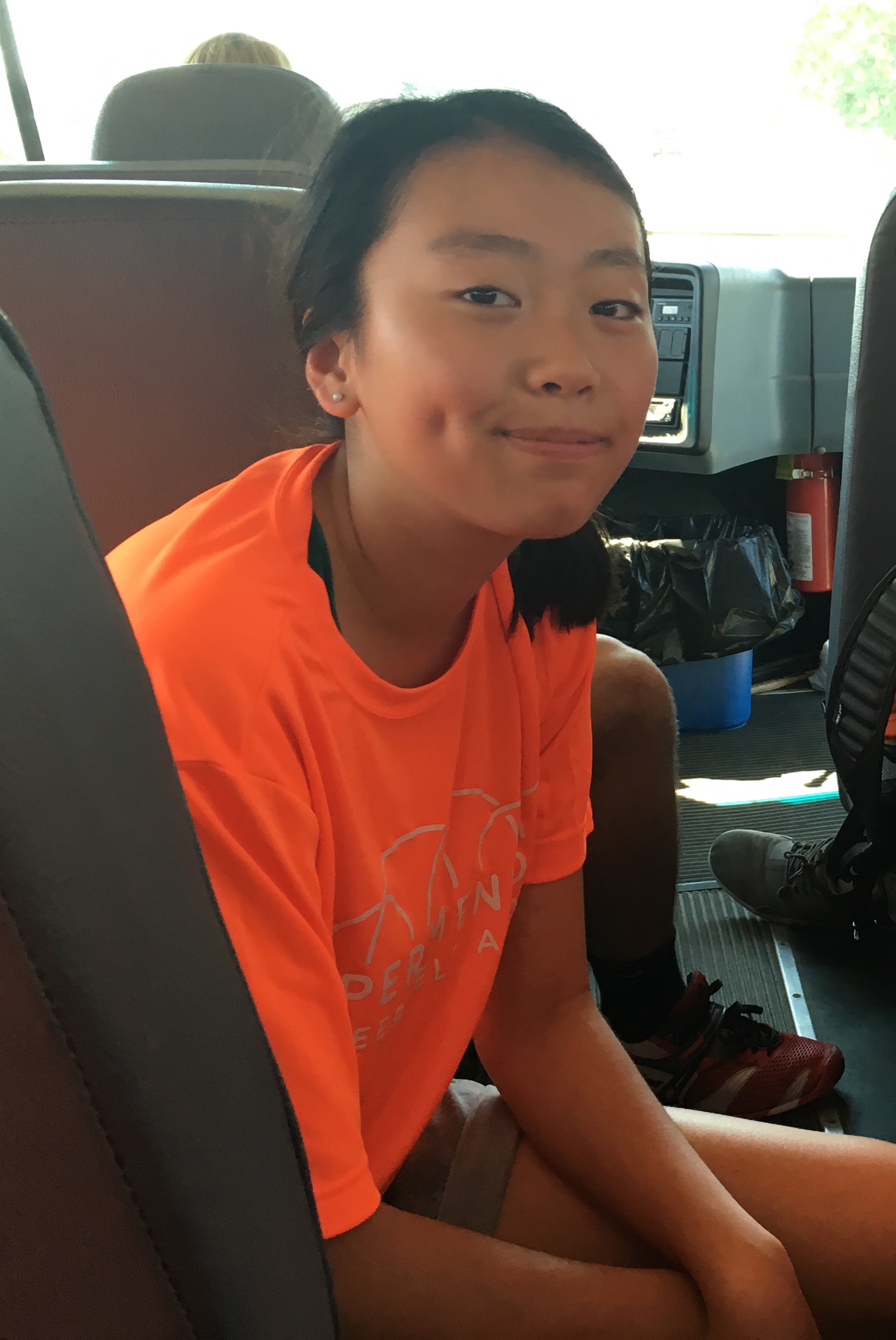 Natasha - Experimentory 2016 eighth grade student